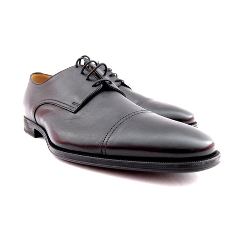 Lamb Nappa Dress Shoes // Black (US: 7)