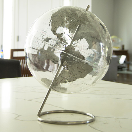 Replogle Globes // Crystal Marquise