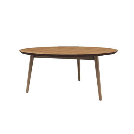 "Blythe 30"" Round Coffee Table"