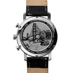 California Watch Co. Golden Gate Chronograph Quartz // GLG-1111-03L