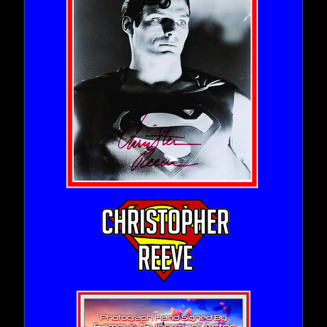 Superman // Christopher Reeve