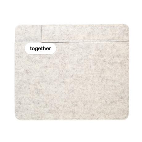 "Sleeve + Pencil // iPad Mini 7.9"" // Heather (iPad mini 7.9"")"