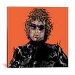 """Bob Dylan (18""""W x 18""""H x 0.75""""D)"""