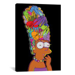 "Marge Simpson (18""W x 26""H x 0.75""D)"