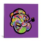 """Popeye (18""""W x 18""""H x 0.75""""D)"""