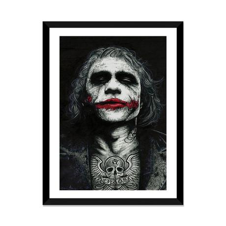 """The Joker (16""""W x 24""""H x 1""""D)"""