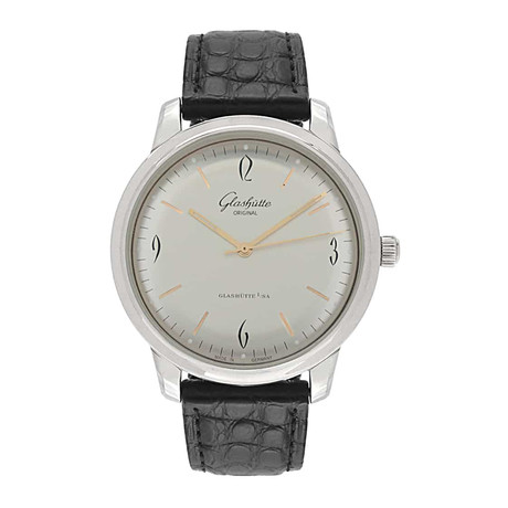 Glashutte Sixties Automatic // 139.52.01.02.04 // Store Display