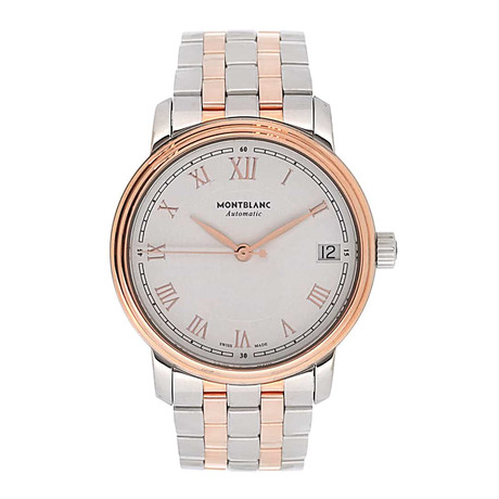 Montblanc Tradition Date Automatic // 114369 // Store Display