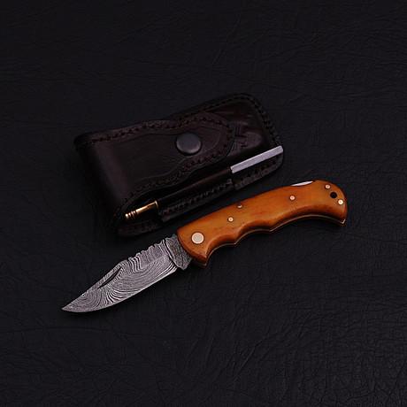Pocket Folding Lock Back Knife // 2385