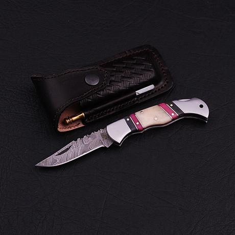 Pocket Folding Lock Back Knife // 2402