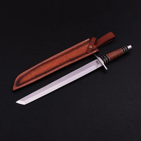D2 Tanto Short Sword // 9272