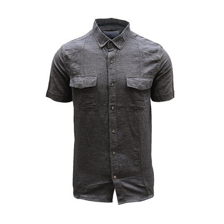 Dover Shirt // Charcoal (S)