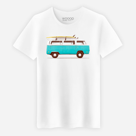 Van T-Shirt // White (Small)