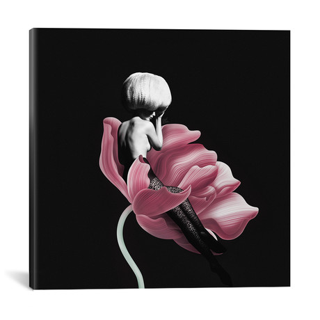 "Parfum For You I (18""W x 18""H x 0.75""D)"
