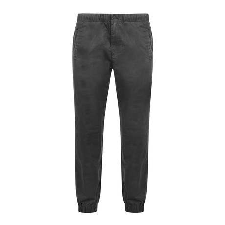 Caven Cuffed Pant // Gray (S)