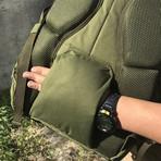 Nick Backpack // Olive