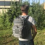 Steven Backpack // Gray