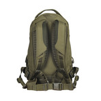 Matthew Backpack // Olive