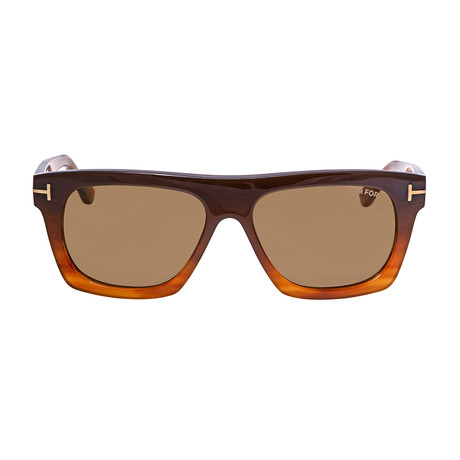 Erenesto Sunglasses // Brown Fade To Havana + Brown