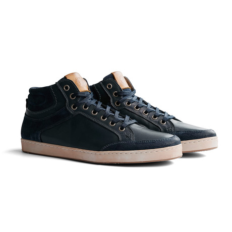 Leicester Leather // Blue (Euro: 40)