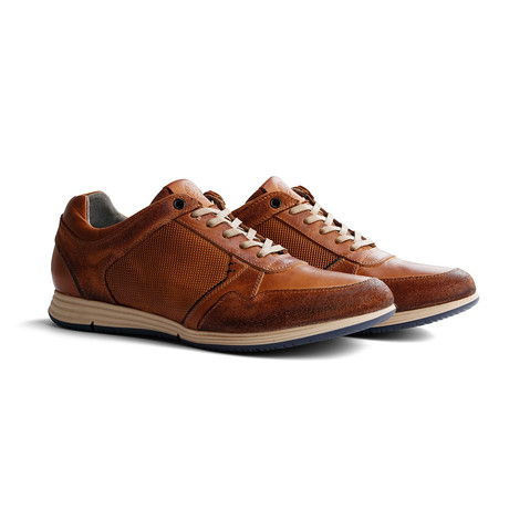 Corton Leather // Cognac (Euro: 40)