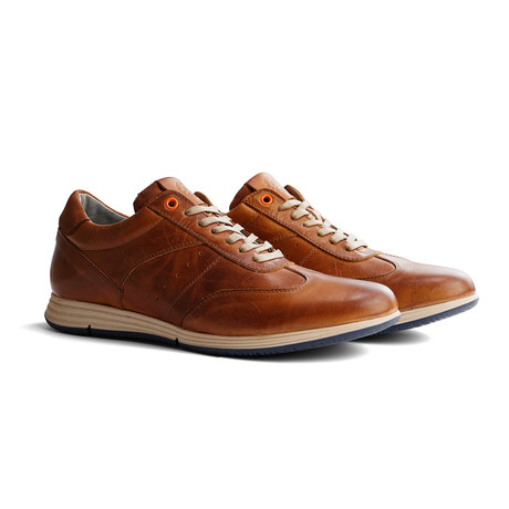 Harwich Leather // Cognac (Euro: 40)