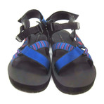 Prada // Nylon Sandals // Blue (US: 6)