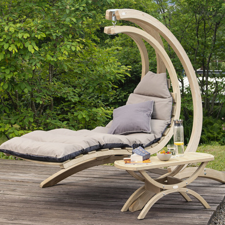 Swing Lounger Stand
