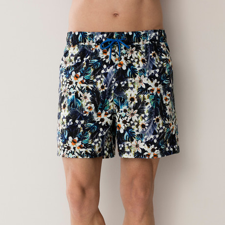 Swim Shorts // Aquamarine (S)