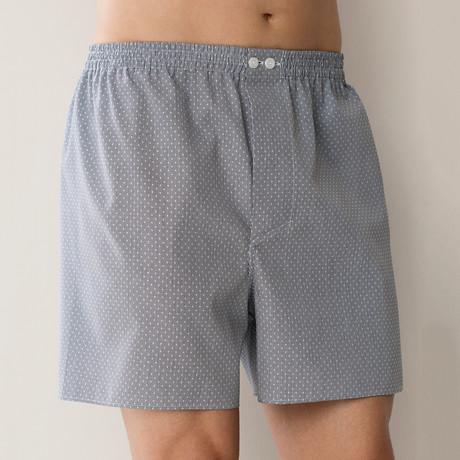 Boxer Shorts // Blue (S)