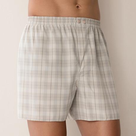Boxer Shorts // Beige (S)