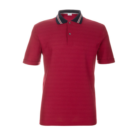 Polo S // Red (S)