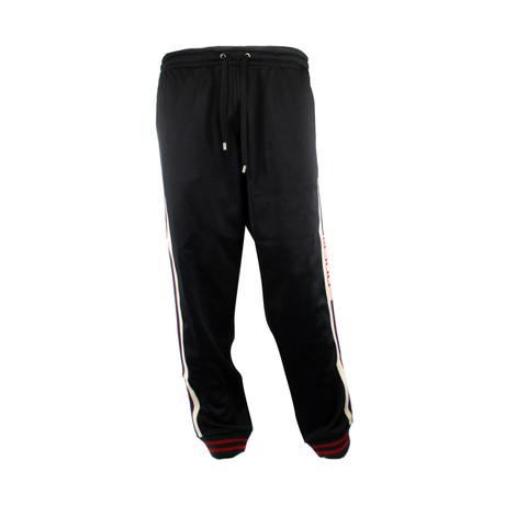 Men's Technical Jersey Pants // Black (XS)