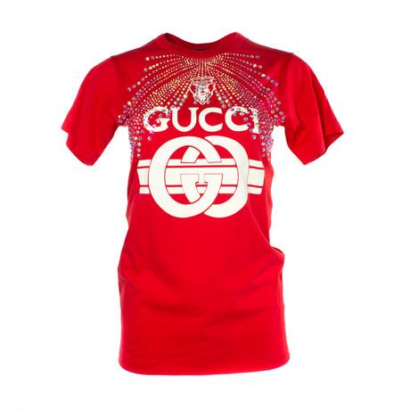 Women's Logo T- Shirt // Red (XS)