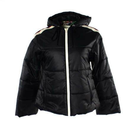 Women's Quilted Jacket // Black (US: 34)