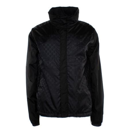 Men's Blouson Coat // Black (US: 34)