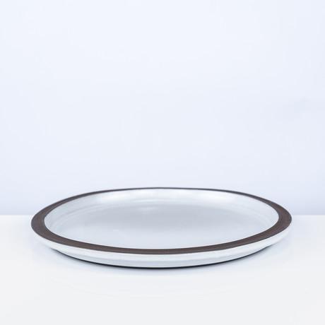 Tinge Clay Dinner // Set of 2 (White)