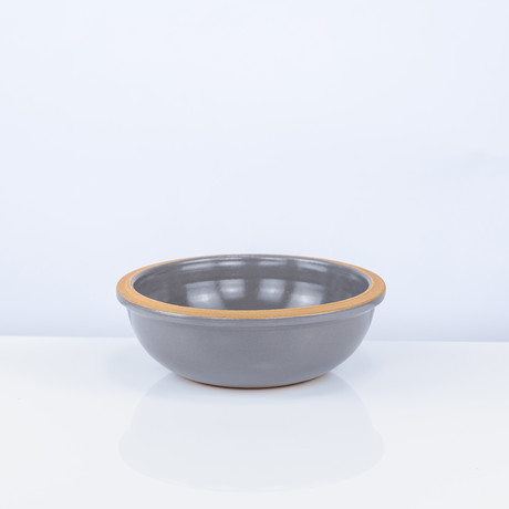 Tinge Clay Bowl // Set of 2 (White)