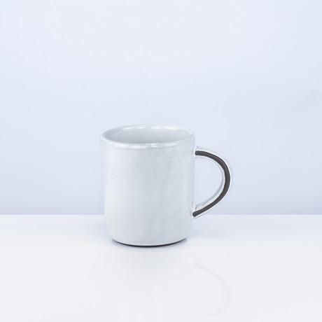 Tinge Clay Mug (White)