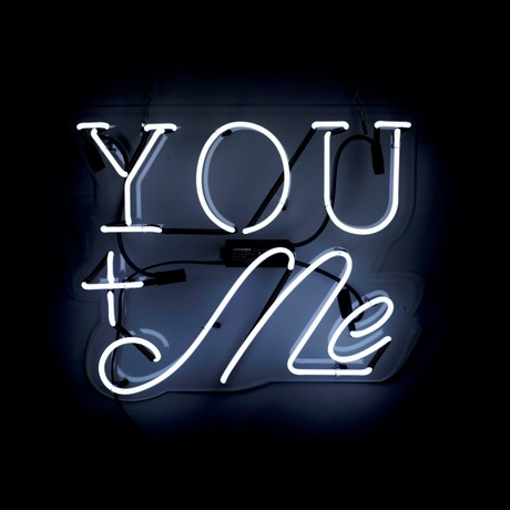 You And Me // Neon Sign