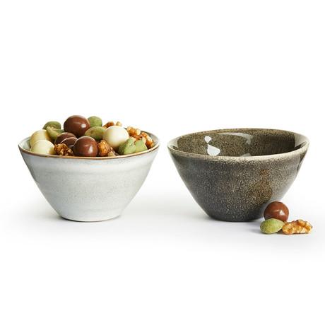 Nature Serving Bowl // 2-Pack (Mini)