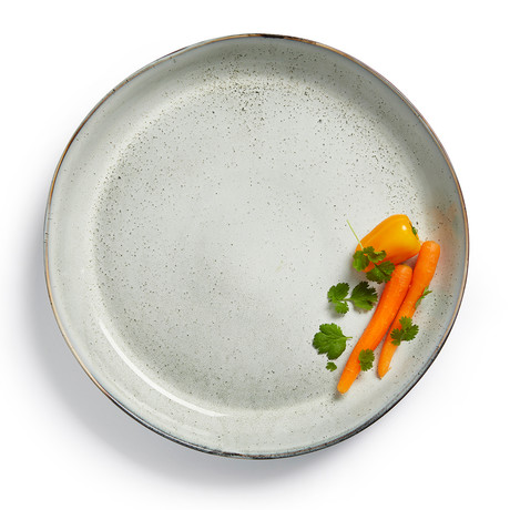 Nature Serving Plate
