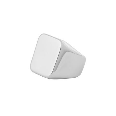 Iustitia Ring // Silver (6)
