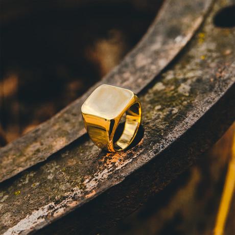 Iustitia Ring // Gold (6)
