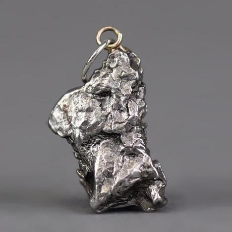 Meteorite Pendant from Argentina