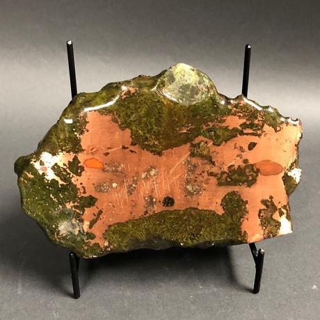 """Copper Ore Specimen from Michigan // 6.87 lbs // 6.25"""""""