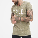 Dean T-Shirt // Khaki (M)