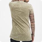 Dean T-Shirt // Khaki (XL)
