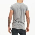Clay T-Shirt // Dark Gray (S)