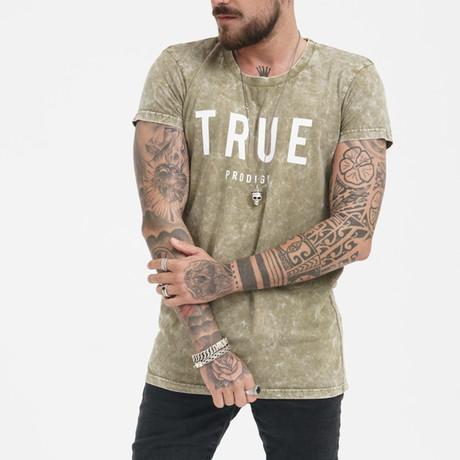 Dean T-Shirt // Khaki (S)